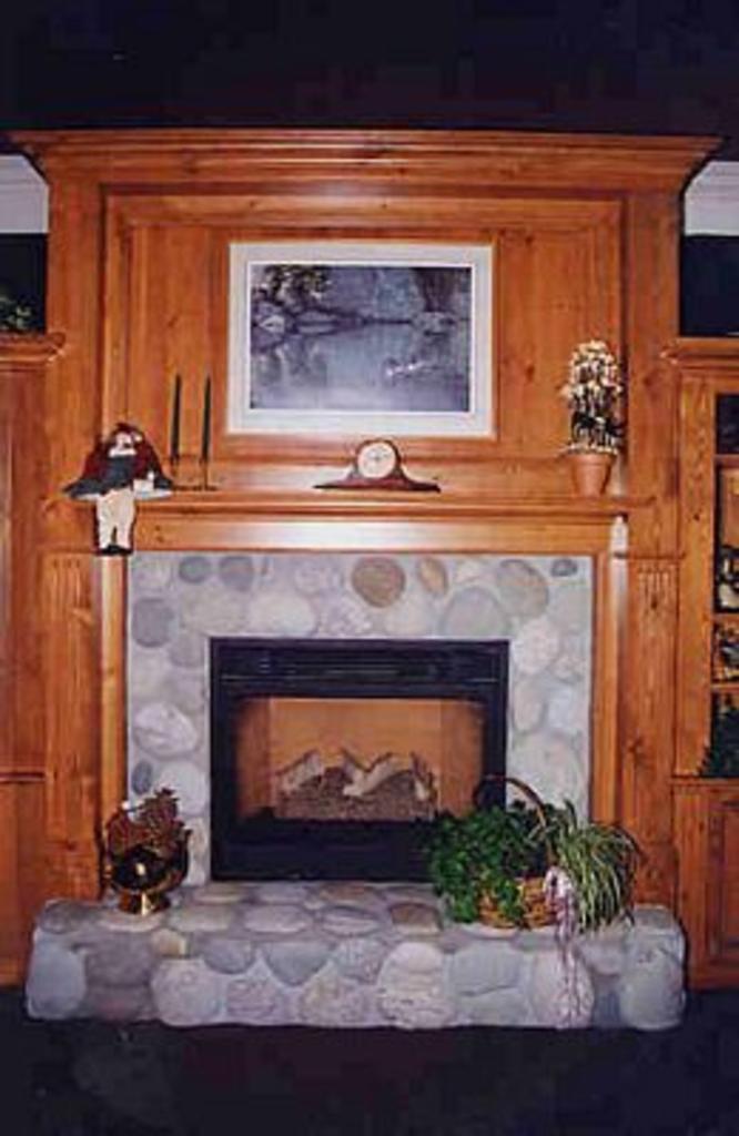 Custom Fireplace Mantels Handyman Colorado Springs